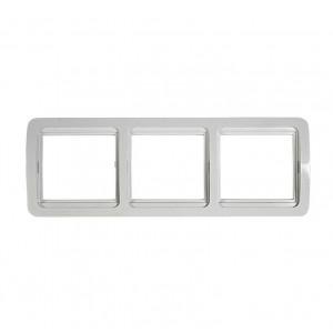Рамка 3-м CLASSICO 2303H бел. ASD / IN HOME 4680005959945