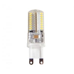 Лампа светодиодная PLED-G9 7Вт капсульная 2700К тепл. бел. G9 400лм 220В JazzWay 1039064B