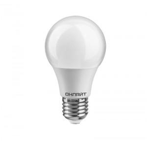 Лампа 82 911 OLL-A55-10-230-4K-E27-PROMO 10Вт ОНЛАЙТ 82911