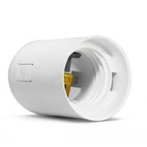 Патрон электрич. E27 подвесной термопластик 4А 250В с этикеткой UNIVersal 5560710