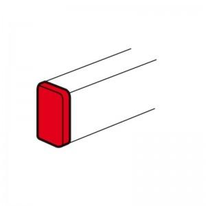 Заглушка торцевая для односекционных кабель-каналов DLP 50х105 Leg 010700