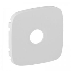 Панель лицевая Valena Allure для розетки TV бел. Leg 754765