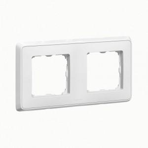 Рамка 2-м Cariva бел. Leg 773652